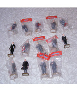 Marx Presidents Toy Soldier Plastic Figures 1960s - £26.26 GBP