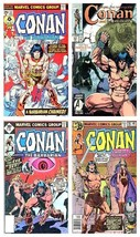 4 Conan The Barbarian Magnets. - $14.49