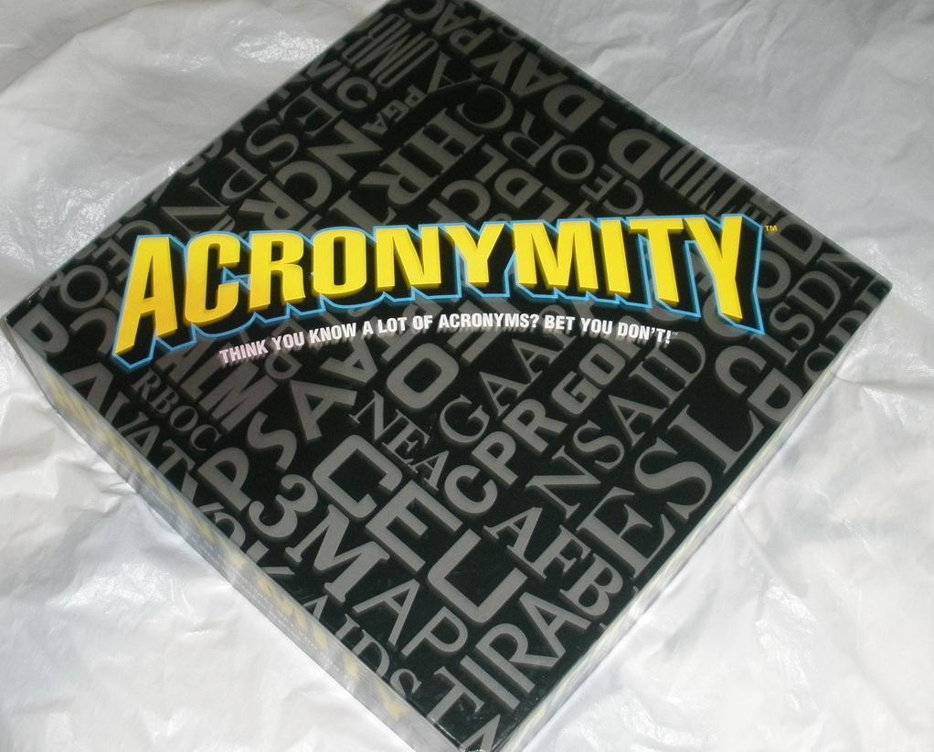 Acronymity game   1