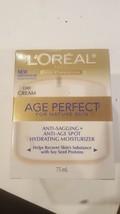L'oreal age perfect for maturing skin day cream anti sagging 75 ml - $9.66