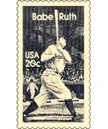 New York Yankees Babe Ruth Magnet - $4.99