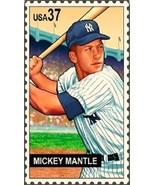 New York Yankees Mickey Mantle Magnet - $7.99