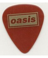 Oasis Guitar Pick Plectrum Rock Logo Brand New  - $4.99