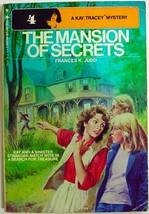 Kay Tracey Mystery The Mansion of Secrets 1st Print Bantam Skylark paper... - $4.99
