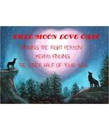 A Full Moon Love Spell. to attract love into your life, love spell ebay - $19.97