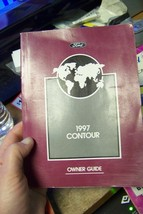 1997 ford contour owners guide manual  - $16.81