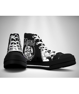 The Misfits Canvas Sneakers Shoes - $29.99