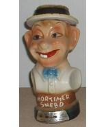Mortimer Snerd Decanter by Beam - $12.00