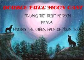 A 2x Full Moon Love Spell. to attract love into your life, love spell ebay - $29.97