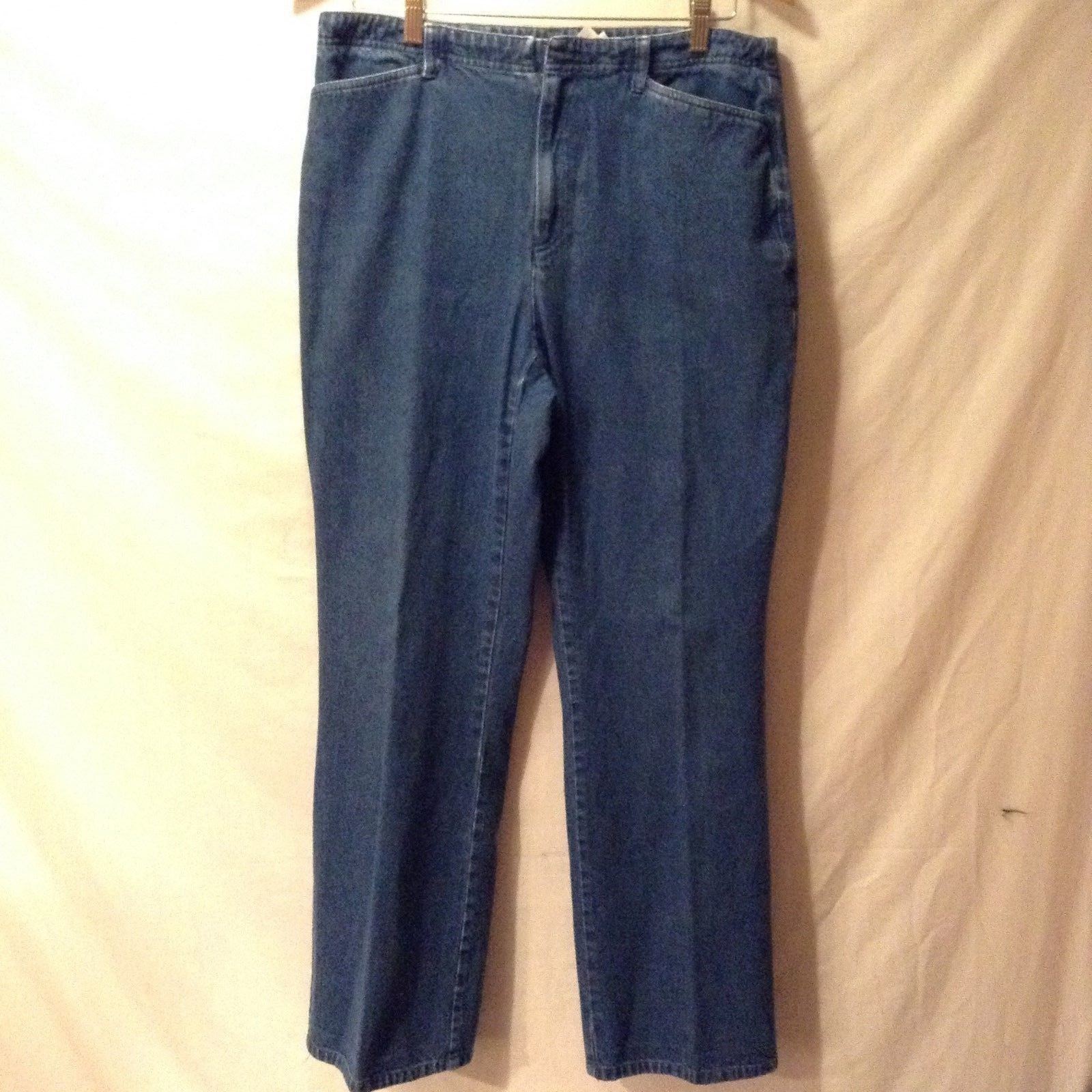 Liz Claiborne Ladies Blue Jeans Sz 14