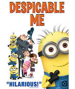 Despicable Me (DVD, 2010) very fast shipping - $9.89
