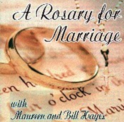 A rosary for marriage by maureen   bill hayes