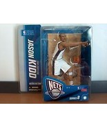 NBA McFarlane Series 8 Jason Kidd Action Figure New Jersey Nets MINT Con... - $18.00