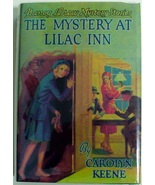 Nancy Drew The Mystery at Lilac Inn #4 RARE 193... - $59.00
