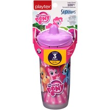 Playtex Sipsters My Little Pony Spout Sippy Cups - 9 Ounce (Assorted -Color/T... - $6.83