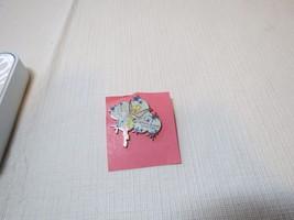 Walt Disney Tinkerbell Fairy Where dreams come true pin tie tac Pixie dust TINK - $26.72