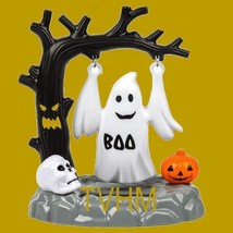 Collectible Solar Powered Swinging Ghost Halloween Fall Decor - €2,98 EUR