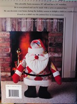 Patchwork Santa Decorative Doll (Cut) - $4.99