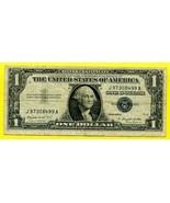 1957 A Silver Certificate - $9.89