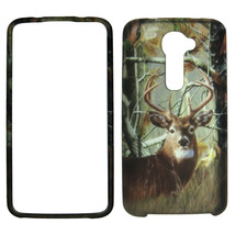 Camo Deer RT Case for  LG G2 VS980 ( fit only Verizon)  Phn. Cover :| - $9.02