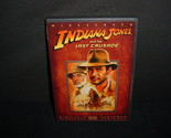 Indiana Jones and the Last Crusade DVD Movie Widescreen Harrison Ford