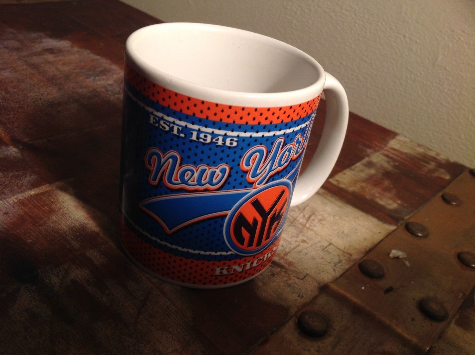 NEW NY Knicks Collectable Mug