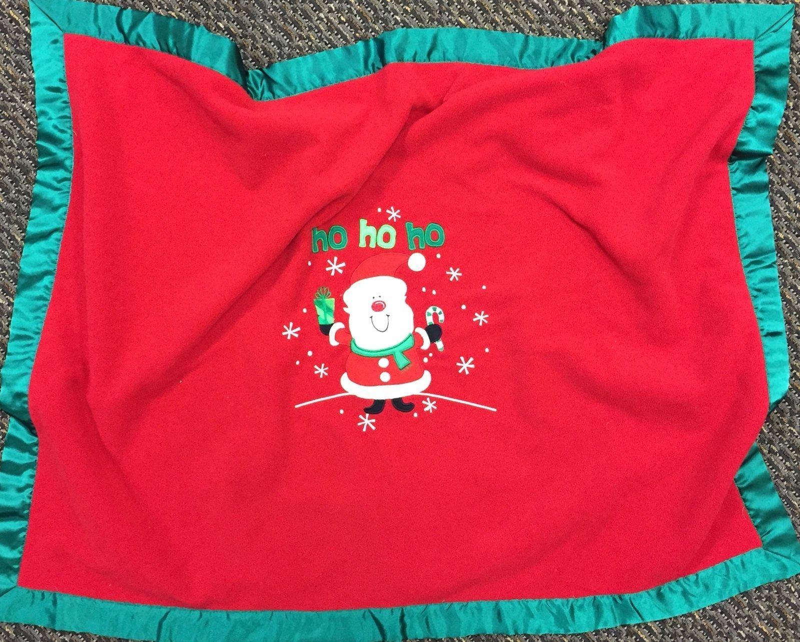 df5c5ab2c Koala Baby - Christmas Santa Blanket - Red and similar items. 57
