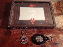 New York Mets Key Chains and Photo Frame NEW