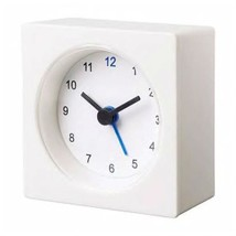 Small VACKIS clock perfect for dorm room, office, desk, cubicle. US seller - $15.57
