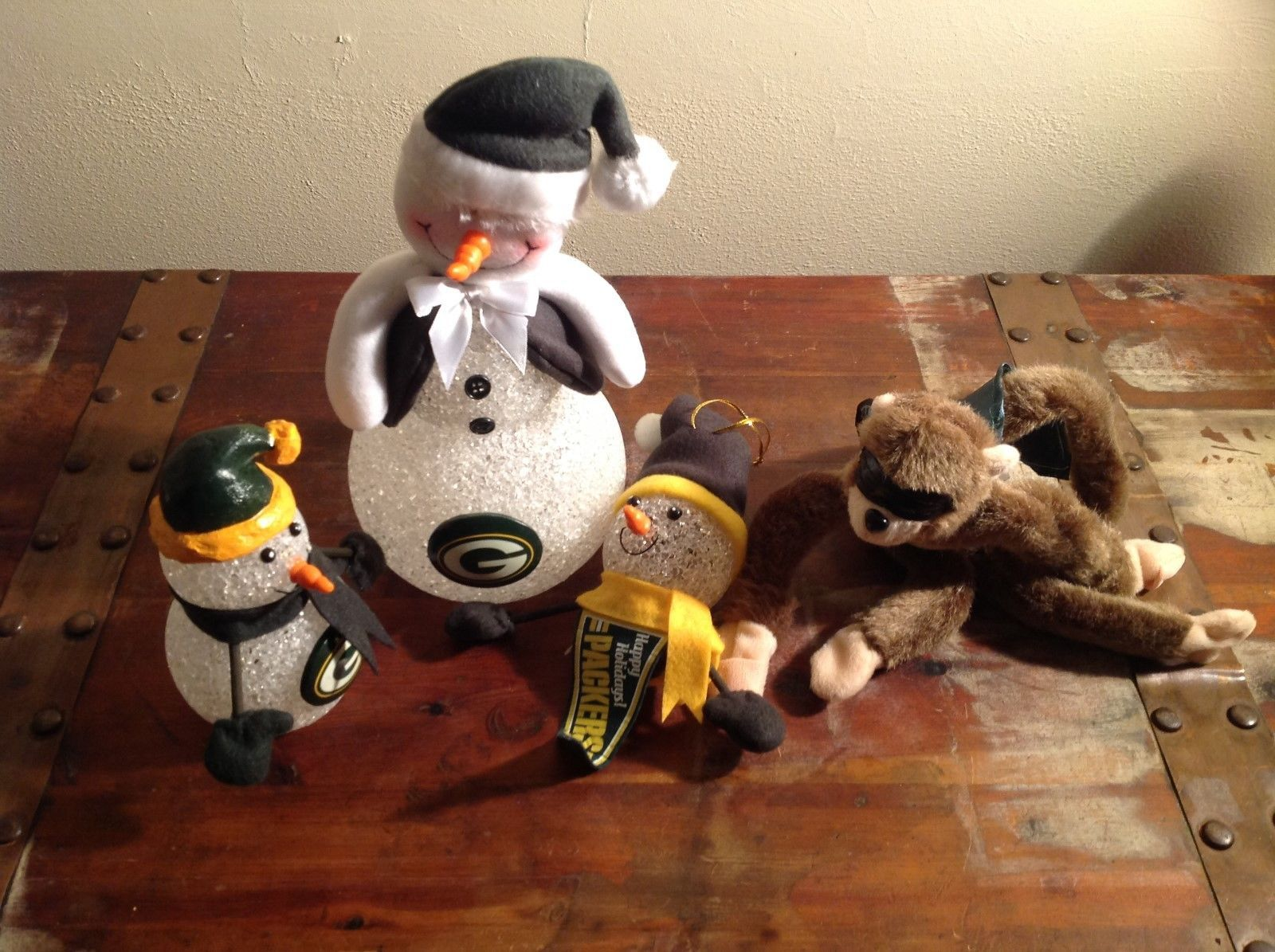 Green Bay Packers Assorted Toys