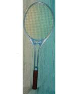 Wilson Chris Evert RALLY L 4 3 8 in Metal Steel Tennis Racket ...