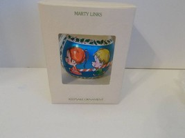 Hallmark Marty Links Christmas 1981 Ornament New! - $15.95