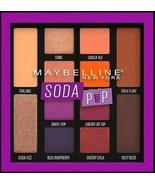 NEW  Maybelline New York Soda Pop Eye Shadow Palette #110 ~ Sealed Palette - $7.50
