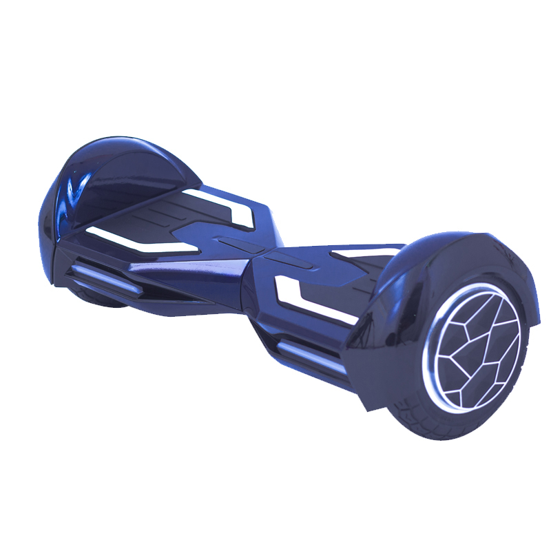 "NEW STYLE! 8"" Bluetooth Hoverboard with LED light & Samsung battery UL"