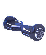 "NEW STYLE! 8"" Bluetooth Hoverboard with LED light & Samsung battery UL - £441.47 GBP"