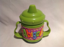 Personalized Child's Sippy Drink  Cup NEW Choice of Name