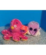 Adorable plush octopus - $8.50