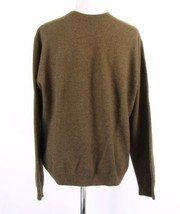 DANIEL BISHOP Men's Size M 100% 2-Ply Cashmere Crewneck Sweater - $37.99
