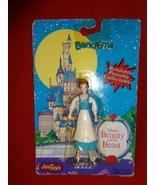 Walt Disney Beauty & the Beast bendy figures Belle/BEAST/Mrs. Potts - $9.00