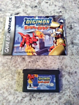 Digimon: BattleSpirit (Nintendo Game Boy Advance, 2003) - $16.99