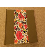 unused Kim Parker Home Journal, Diary or Notebook by Galison NY Floral C... - $12.73
