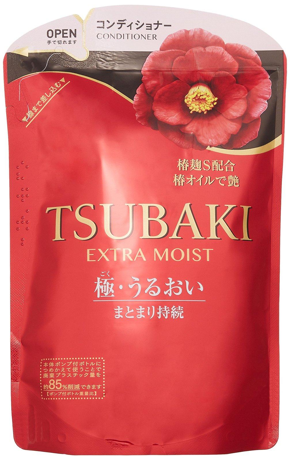 Tsubaki red shampoorefill  1