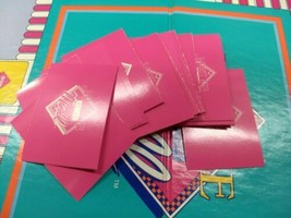 1990 Meet Me At The Mall Game Draw Cards Qty 36 - $12.73
