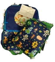 Brand New Disney Toy Story 4 School Backpack with Matching Insulated Lunch Tote - $85.53