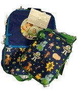 Brand New Disney Toy Story 4 School Backpack with Matching Insulated Lun... - $85.53