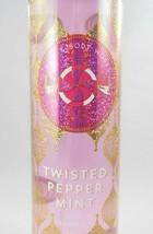 (6) Bath & Body Works Twisted Peppermint Fine Fragrance Mist 8oz - $28.47