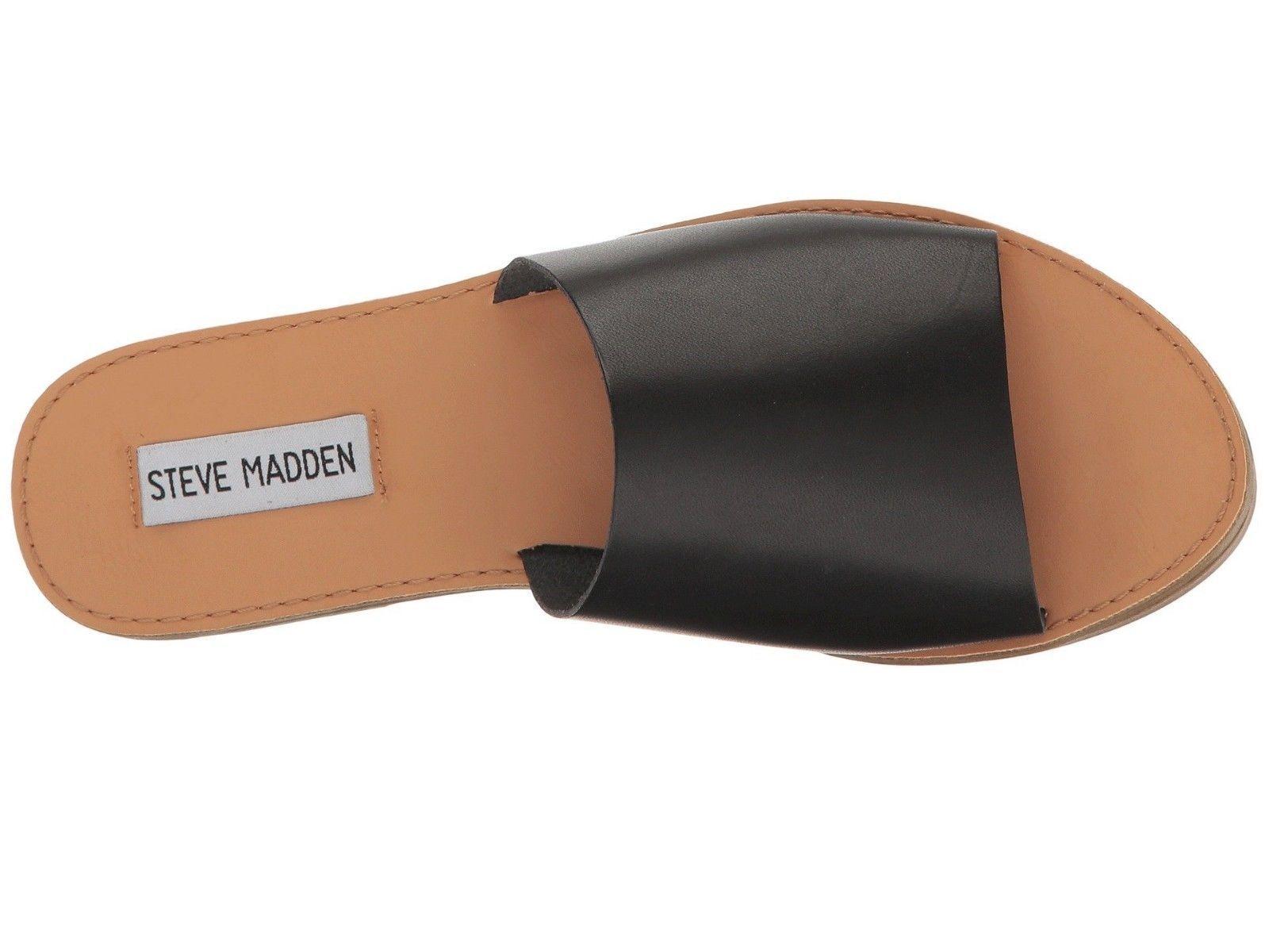 f59a97f931e Steve Madden Grace Slide Sandals Black and 50 similar items