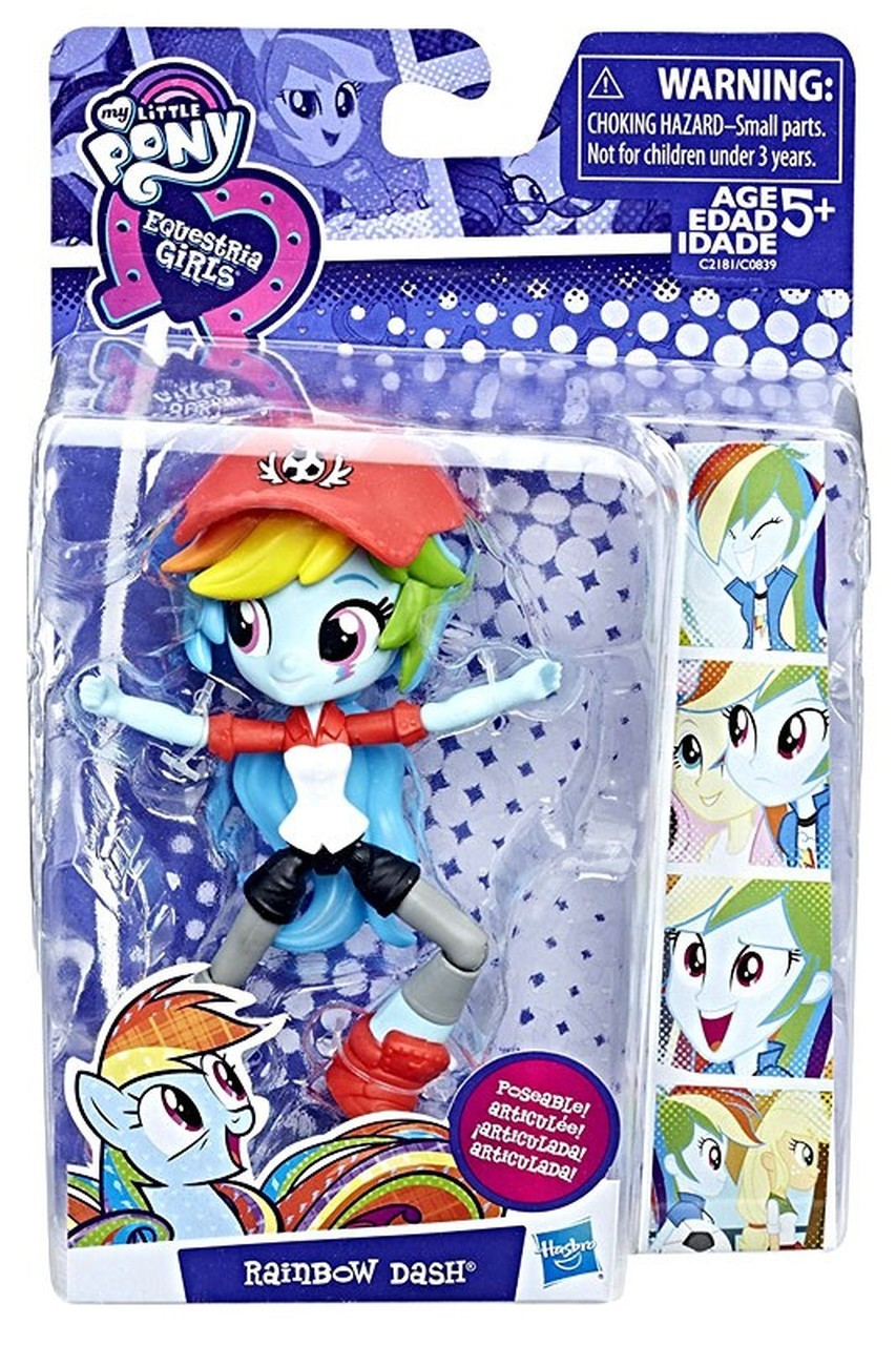 Rainbow dash mall