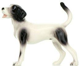 Hagen Renaker Dog Coonhound Happy Hound Ceramic Figurine image 9