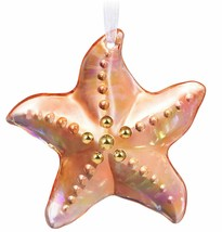 Hallmark  Stunning Starfish   Keepsake Ornament 2019 - $14.44